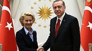 erdogan-von der laien