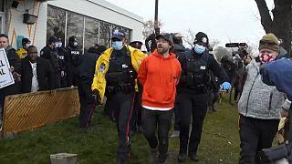 Un restaurateur arrêté à Toronto