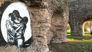 Polémica obra de Hogre sobre un acueducto romano