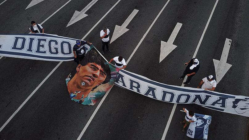 Victor Caivano/AP Photo
