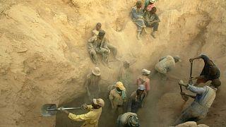 معدن الماس در زیمبابوه