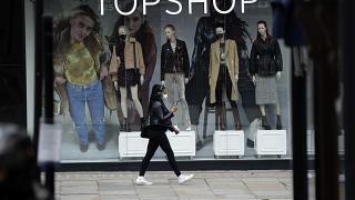 Topshop owners could be facing collapse as COVID-19 keeps retail stores closed.