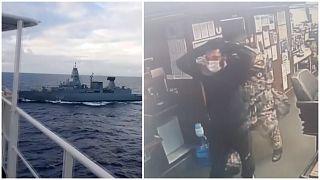 Türk bandıralı gemideki aramaya ilişkin soruşturma başlatıldı