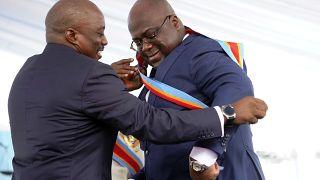 République Démocratique du Congo : Interview de François Muamba Tshishimbi