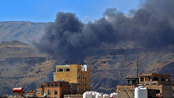 السعودية نيوز |      التحالف بقيادة السعودية يقصف معسكرات للحوثيين ردّا على هجوم استهدف أرامكو