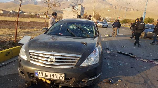 İranlı bilim insanı Muhsin Fahrizade arabasında suikaste uğradı