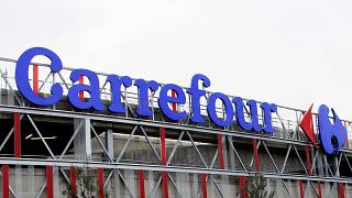 "Carrefour said the television's content ""did not correspond to the company's values""."