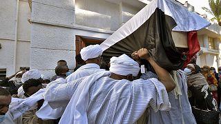 La dépouille de Sadeq al-Mahdi de retour à Khartoum