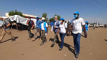 UNHCR sends emergency aid to Sudan, more expected