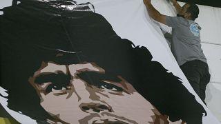 Maradona, 25 Kasım'da hayatını kaybetti