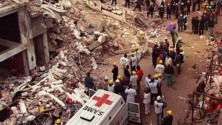 انفجار آمیا بوینوس آیرس ۱۹۹۴