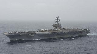 A USS Nimitz repülőgép-hordozó