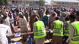 Nigeria: Borno State residents vote in local  gov't polls
