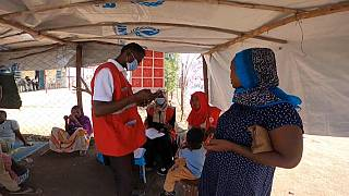 Free hotline for Ethiopian refugees in Sudan