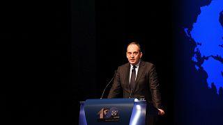Ο υπουργός Ναυτιλίας και Νησιωτικής Πολιτικής της Ελλάδας, Γιάννης Πλακιωτάκης
