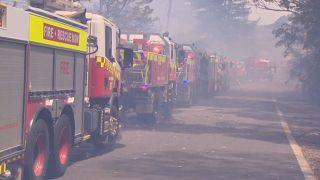 Incêndios na Nova Gales do Sul