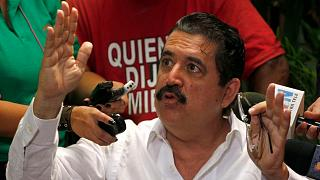 مانوئل زلایا، رئیس جمهوری پیشین هندوراس