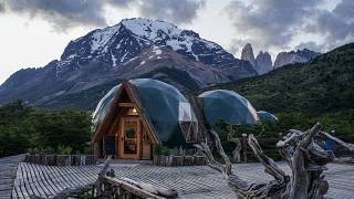 Glamping is set to be one of the biggest holiday trends of the 2020s.