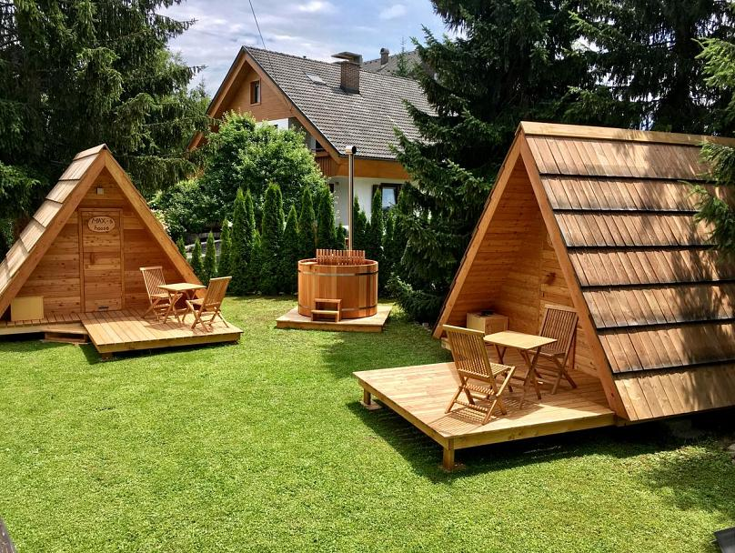 Glamping houses J-Max