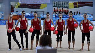 Kadın Ritmik Cimnastik Grup Milli Takımı