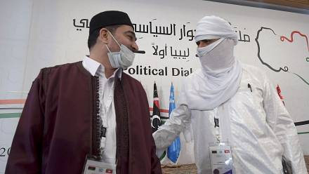 Libyan MPs vow to ''end division''