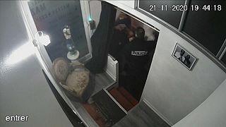 Michel Zecler tabassé par des policiers
