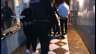 Prostitúcióra kényszerített nőket szabadított ki a rendőrség Spanyolországban