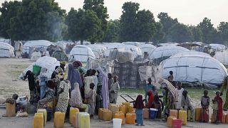 آرشیو اردوگاه آوارگان جنگ داخلی نیجریه