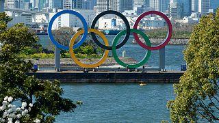 5 kıtayı temsil eden Olimpiyat Halkaları