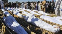 Nigeria massacre: number shoots up to at least 110