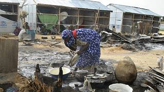 Nijerya'da Boko Haram'ın düzenlediği intihar saldırısı