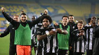 Beşiktaş'ın Kadıköy galibiyeti