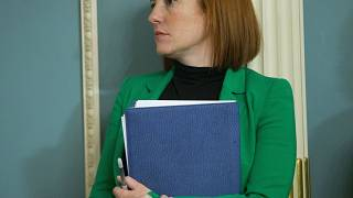 Jen Psaki will be Biden's press secretary.