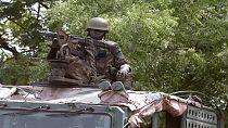 Ghana deploys military in the volatile Volta region ahead of election