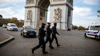 پلیس فرانسه (عکس تزيینی است)
