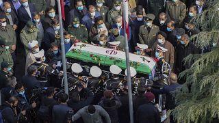 Ermordeter Atomphysiker Fachrisadeh beerdigt - Anschuldigungen gegen Israel