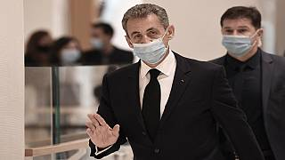 Former French president Nicolas Sarkozy set to appear in court on Monday