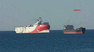 """Türkei beendet provokante Erdgassuche der """"Oruc Reis"""" im Mittelmeer"""