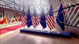 ¿Cómo intentará la UE mejorar su relación con Estados Unidos tras la marcha de Donald Trump?