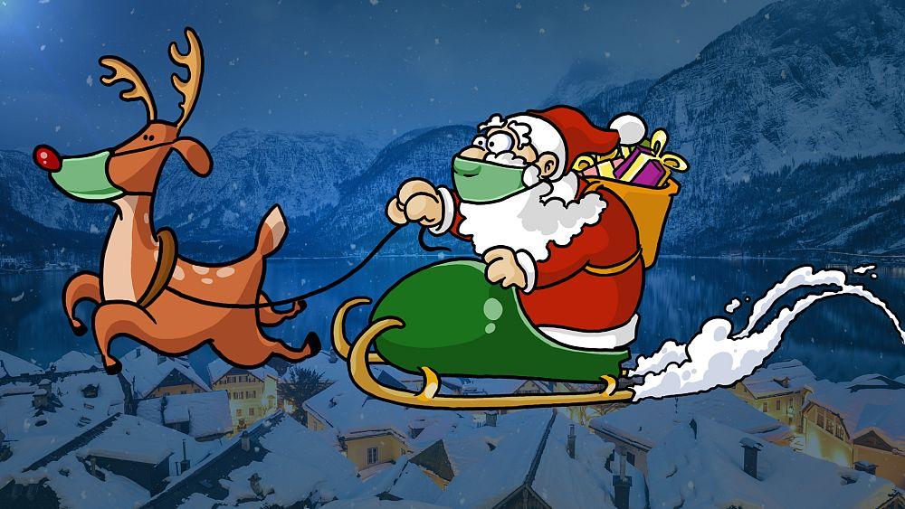 Babbo Natale Wikipedia.Tutto Quello Che Non Sapevate Su Babbo Natale Euronews