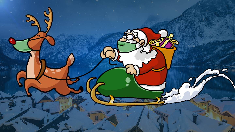 Renne Di Babbo Natale Nomi.Tutto Quello Che Non Sapevate Su Babbo Natale Euronews