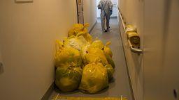 Decenas de detenidos en la Unión Europea por la eliminación ilegal de residuos sanitarios