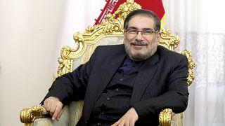 İran Ulusal Güvenlik Yüksek Konseyi Genel Sekreteri Ali Şemhani
