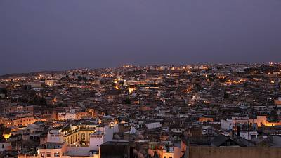 A view over Fez