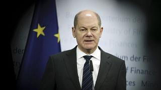 Deutschlands Finanzminister Olaf Scholz