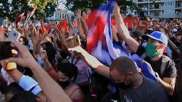 Duelo de juventudes en Cuba