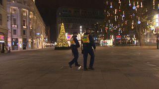 Νυχτερινή περιπολία στη Βουδαπέστη