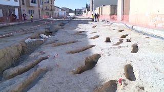 Археологические раскопки в Таусте