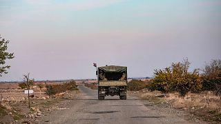 نیروهای ارتش آذربایجان
