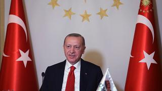 TURKISH PRESIDENT PRESS OFFICE